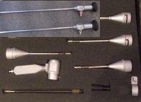 Амниоскоп (amnioscope) АВ-ВС-1 с двумя оптическими трубками 0 и 30 градусов