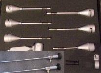 Амниоскоп (amnioscope) АВ-ВС-1 с двумя оптическими трубками 0 и 75 градусов