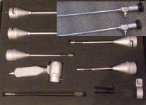 Амниоскоп (amnioscope) АВ-ВС-1 с двумя оптическими трубками 30 и 75 градусов