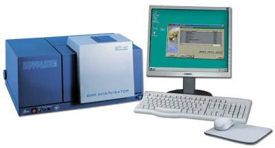 Фурье-спектрометр инфракрасный ИнфраЛЮМ ФТ-10 (ИК-спектрометр)