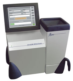 Анализатор зерна просыпной - фурье-спектрометр инфракрасный ИнфраЛЮМ ФТ-40 (ИК-спектрометр)