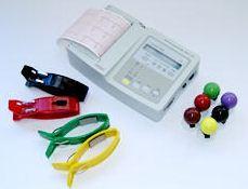 Электрокардиограф трехканальный ЭК3Т-02 Аксион