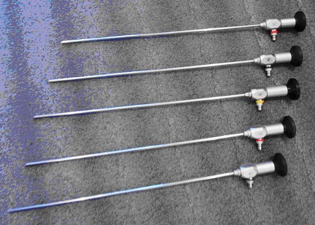 Трубка оптическая 0 градусов для цистоуретроскопа