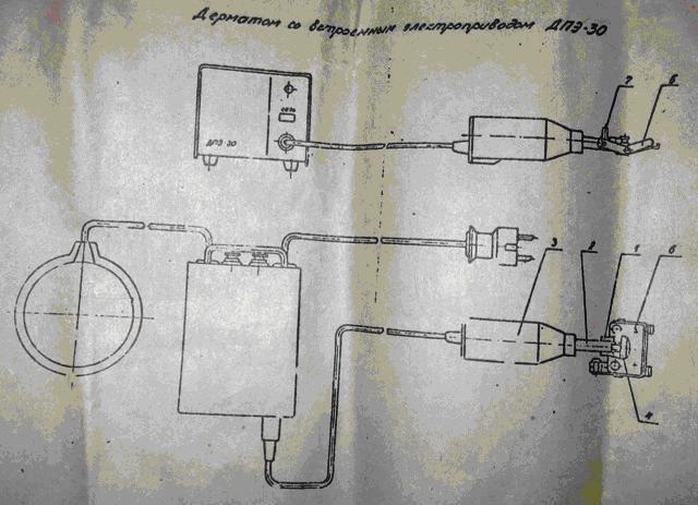 Электродерматом ДПЭ-30