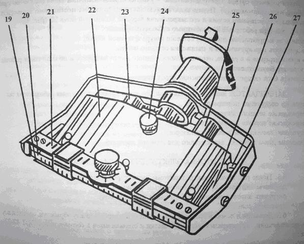 Насадка для электродерматома ЭДВП-100