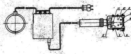 Электродерматом ДПЭ-60