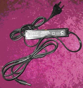 Зарядное устройство кардиографа ЭКЗТ-12-01 «Геолинк» (для работы от сети переменного тока)