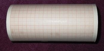 Бумага для кардиографов: ЭКЗТ-12-01 Геолинк, ЭКГ трехканальный Альтон, Heart Screen 112B, 112D, Heart Copy (размер – 110х30)