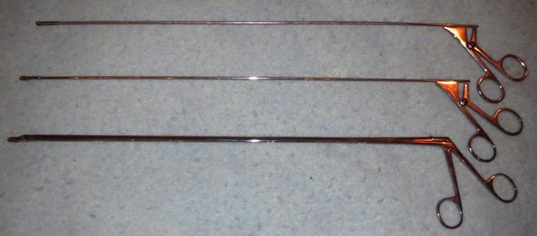 Набор инструментов для ректоскопа