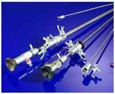 Гистероскоп операционный (автоклавируемый) с лазерным инструментом модель 103 Л