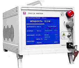 Хирургический лазерный аппарат Лахта-Милон для резекции и коагуляции