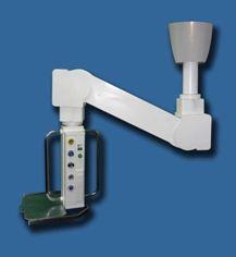 Консоль электромеханическая реанимационная подвесная КМР1-П