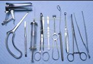 Набор инструментов для медпунктов