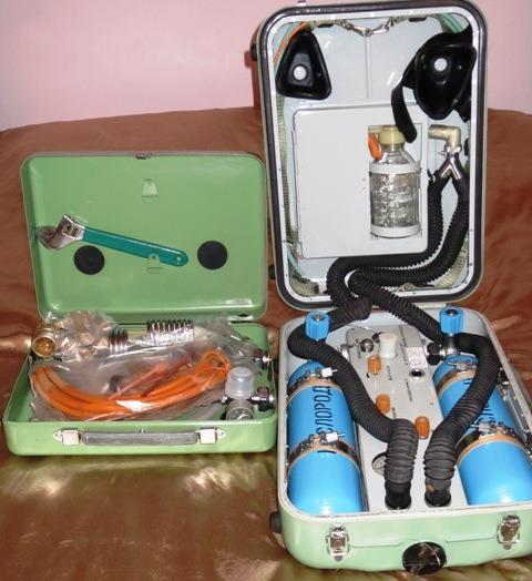 Ингалятор кислородный КИ-4