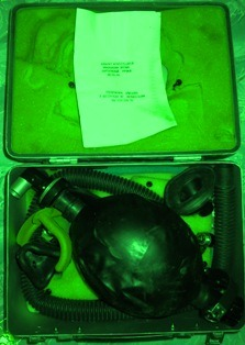 Аппарат ИВЛ ДП-10