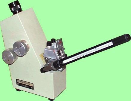 Рефрактометр ИРФ-454 Б2М без подсветки с двумя шкалами