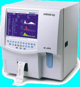 Автоматический гематологический анализатор ВС-3000Plus