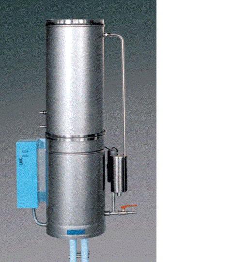 Аквадистиллятор АЭ-25 МО (ТЗМОИ)