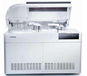 Автоматический биохимический анализатор BS-800 + barcodes