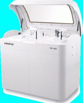 Автоматический биохимический анализатор BS-400 + barcodes