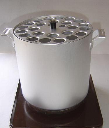 Баня для жиромеров (без плитки)