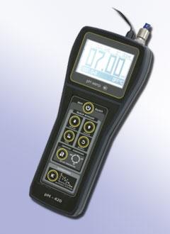 РН-420 (баз.блок, термодатчик, блок питания, электрод, ст-титры)