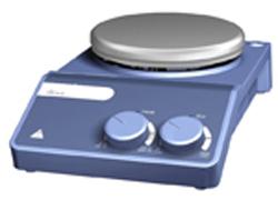 Мешалка магнитная US-1500 А ULAB (20л, +340град, 1500об/мин)