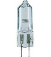 Лампа галогенная низковольтная без отражателя 12V 100W GY6.35