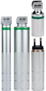 Рукоятка цельнометаллическая с ксеноновым источником света 3,5В в комплекте с аккумулятором