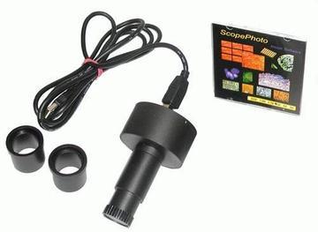 Цифровая камера DCM-130, DCM-310, DCM-510 для микроскопа