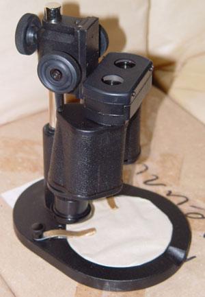 Микроскоп стереоскопическимй БМ 51-2