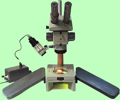 Микроскоп бинокулярный МБС-10
