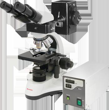 Микроскоп флуоресцентный МХ-300 (F) c оптикой ICO Infinitive (Microoptix, Австрия)