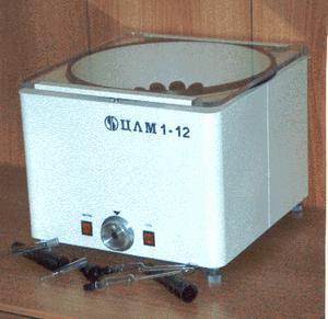 Центрифуга лабораторная ЦЛМ-1-12 (с подогревом)
