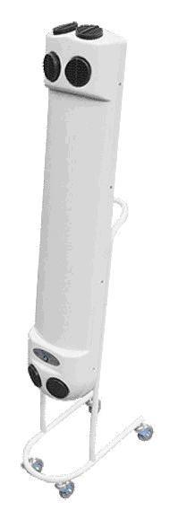 Облучатель-рециркулятор бактерицидный ОРУБ-01-«КРОНТ» (Дезар-8)
