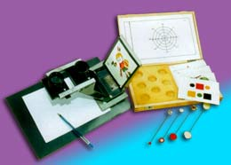 Прибор для тренировки зрения при косоглазии бивизотренер БВТР-02