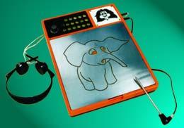 Прибор для тренировки зрения при косоглазии амблиотренер АТР-01