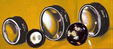 Комплект офтальмоскопических линз КЛОС