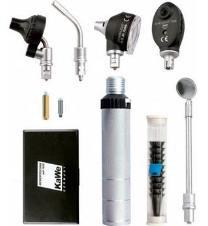 Диагностический набор Комбилайт FO30 LED/E36 (офтальмоскоп 6 апертур, трансиллюминатор-диафаноскоп и отоскоп LED с принадлежностями)
