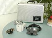 Офтальмоскоп налобный бинокулярный Neitz IO-a в кейсе с настенным блоком