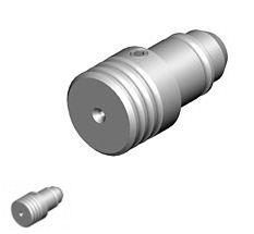 Однопортовый адаптер для эндоосветителей с разъемом Triple port(Associate® и Accurus®)