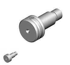 Однопортовый адаптер для эндоосветителей с разъемом Triple port (Geuder®)