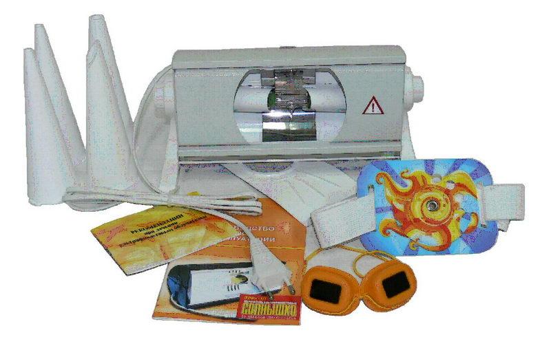 Ультрафиолетовый облучатель ОУФд-01 «Солнышко» (для детей)