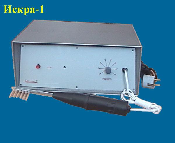 Аппарат для местной дарсонвализации Искра-1
