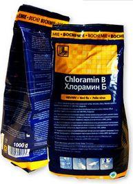 ХЛОРАМИН Б (Сhloraminum В) в порошке