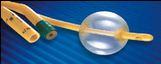 Урологические катетеры Фолея 2-х и 3-х ходовые латексный  покрытые силиконом, размеры СН-06-26