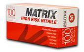 Перчатки нитриловые сверхпрочные High Risk