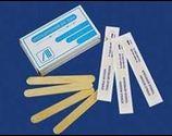 Шпатель медицинский деревянный, стерильный, однократного применения