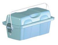 Укладка-контейнер УКП-50-01-1 на 50 пробирок или 10 флаконов 250,0 мл
