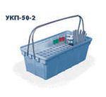 Укладка-контейнер УКП-50-01-2 на 50 пробирок и сопроводительных документов